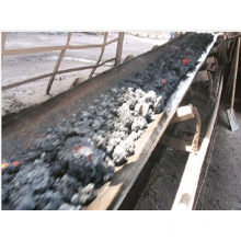 Correa transportadora de fundición resistente al calor con pared lateral y grapas