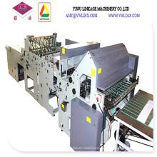 Ld1020bc Livres semi-automatiques Librairie Livre d'exercices Papeterie de bureau Ordinateurs portables pour machine de ligne de production scolaire