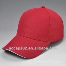 Custom blank caps para la venta