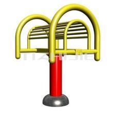 stainless steel outdoor fitness excersize equipment