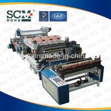 Máquina de estampado en caliente hidráulica de papel de embalaje
