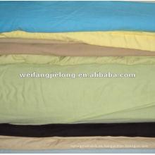 100% algodón 40x40 100x80 telas planas teñidas en color telas planas teñidas planas telas planas teñidas en color liso