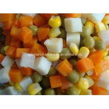 Bonne qualité Bon prix Légumes mélangés en conserve