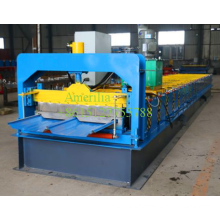 Colour lok roll forming machine
