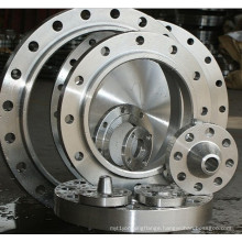 Alloy Steel Large Ring Flange (FF2026)