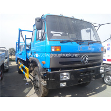 Diesel Engine and Manual Transmission Type garbage truck