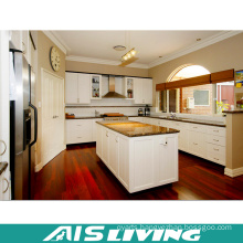 Wholesale Cheap Color Combinations Base Partical Board Carcase Kitchen Cabinets (AIS-K724)