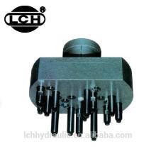 Broche de la perceuse à colonne de la foreuse hydraulique lourde