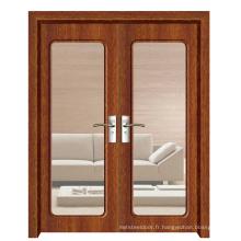 Porte intérieure en PVC (FXSN-A-1080)