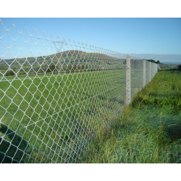 Galvanized Sheep Wire Mesh Portable Fence Panel, Welded Mesh Fence Panel, Portable Temporary Construction Fence Panel