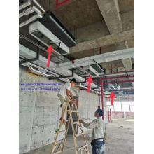 Luz germicida UVC para ventiloconvectores HVAC