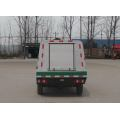 Gasoline Type Small Road Cleaning Vehicle 3CBM