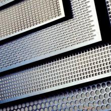 Tôle perforée, Fabrication de métal perforé (prix d'usine)