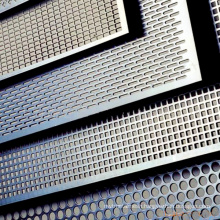 Perforated Sheet Metal, Manufacture of Perforated Metal (factory price)