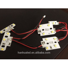 New model with dual chip 365nm and 395nm UV LED 0.5W high power 5053 led diode