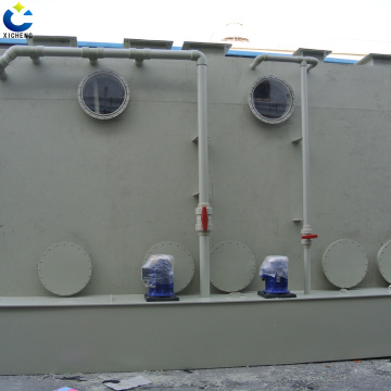 Horizontal Waste gas purification tower