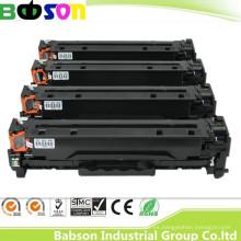 Cc530A Cc531A Cc532acc533A Cartucho de tóner de color original 304 para impresora HP