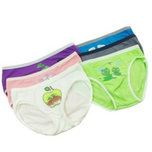 Bamboo Fiber Children Underwear / Under Wear with Cartoon Pattern