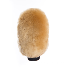 High Quality Sheepskin Quilting Car Wash Mitt