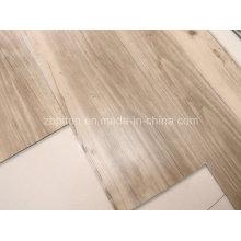 Moderner Luxuxvinylbodenbelag 5,0mm / hölzerner Planken-Plastikbodenbelag