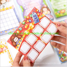 Creative Sticky Memo Paper Notes Pad