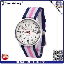 Yxl-624 Nouveau Design Slim Untra Thin Nato Bracelet Montre bracelet, Montre de mode, Quartz Watch