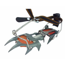 A-CRM-12-C Aluminum Ice climbing Ice traction Combi version crampons