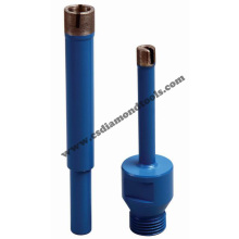 diaimond core drill bits, diamond drill bit, diamond hole saw