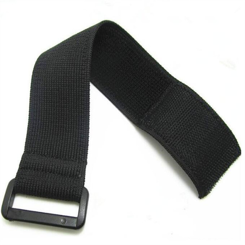 Elastic Velcro Hook And Loop Strap