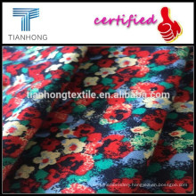 100%cotton twill print textile fabric/sublimation printed fabric/abstract print fabric