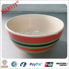 cheap ceramic rice serving bowls