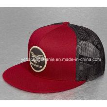 Chapéu de Hip Hop de 5 painéis, engranzamento Bonés