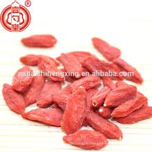 Ningxia se secó la hierba pateada de la hierba seca de goji medicina patentada tradicional con la alta función herbario-medicinal