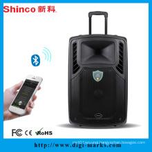 High Quality Multimedia Wireless Bluetooth Big Power DJ Speaker