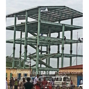 Good Quality Steel Fabrication Manufacturer for Light Steel Structure Frame