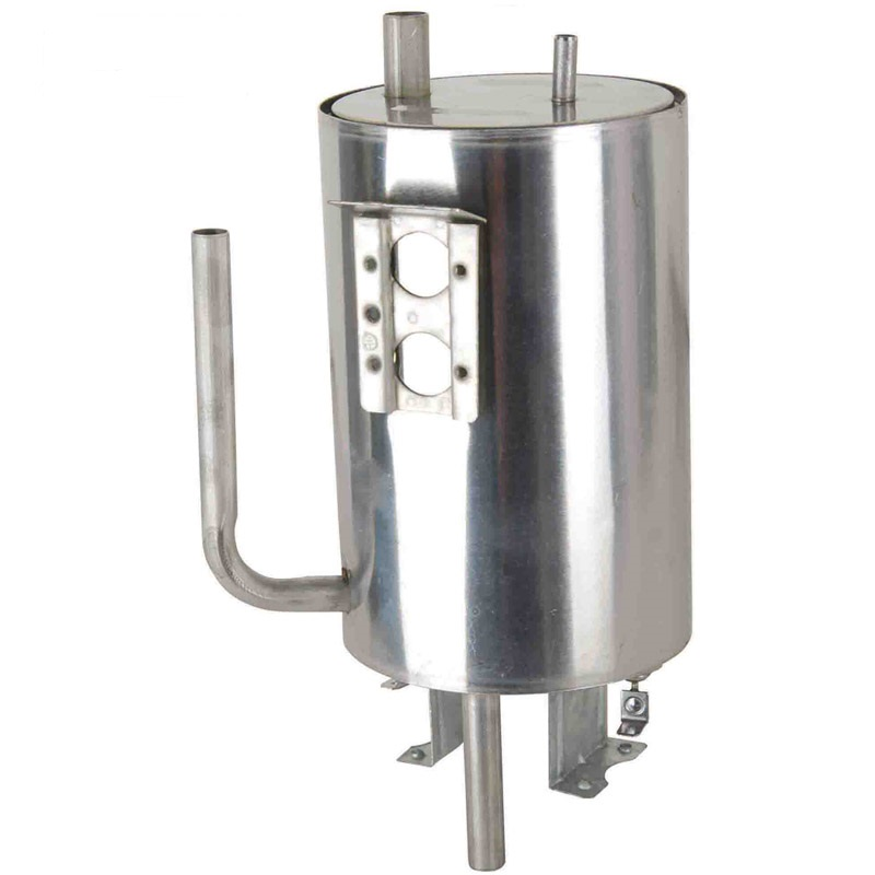 Stainless steel hot cold tank for water dispenser 5