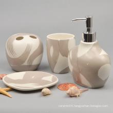 New Design Eco-Friendly Handmade Bathroom Set
