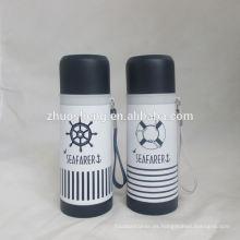 diario nuevo diseño hermoso frasco de vacío por mayor