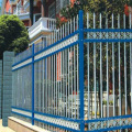 Waterproof black iron fence garden fence