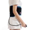 La terapia de frío y calor reutilizable empaqueta la parte posterior del producto de cuidado inflable