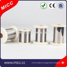 MICC nicr 8020 cable de calentamiento de resistencia al cromo