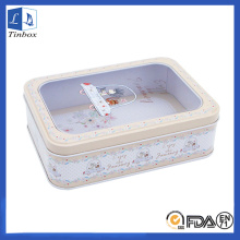 Metal Cosmetic Product Container Packaging