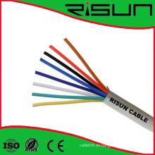 Cable de alarma sin blindaje 2-40 Cable de seguridad del núcleo