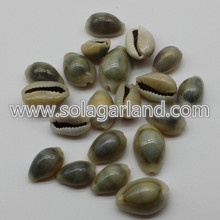 8-16MM Natural Cowrie Shell Beads Spacer Loose Shell Beads