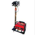 Mini tour d'éclairage mobile Trolley
