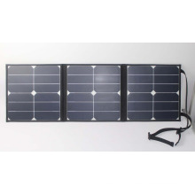 SUNPOWER Foldable Solar panels used for motorbike , car , mini-fridge etc electrical charge