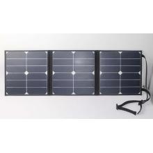 SUNPOWER Painéis solares dobráveis usados para moto, carro, mini-frigorífico, etc, carga elétrica