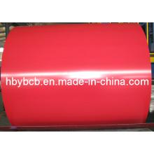 Muro Externo Usado Prepainted Copper Coil Steel Coil