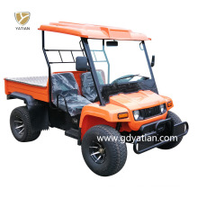 Ce Certification 2 Seats 5kw 48V Electric Utility Vehicle Farm Truck