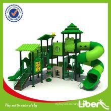 GS Approval Tube Tunnel Slides Typ Große Plastik Kids Outdoor Play Equipment